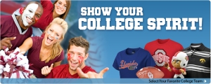Express Your College Pride!